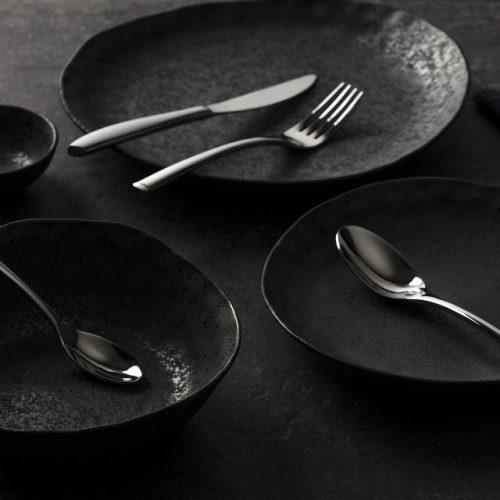 'Rania' Ceramic Side Plates – Set of 6
