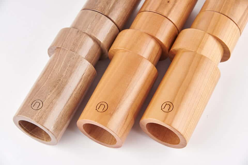 Off Axis pepper mill range