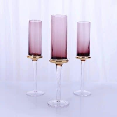 Champagne Glasses Set - Fansee Australia