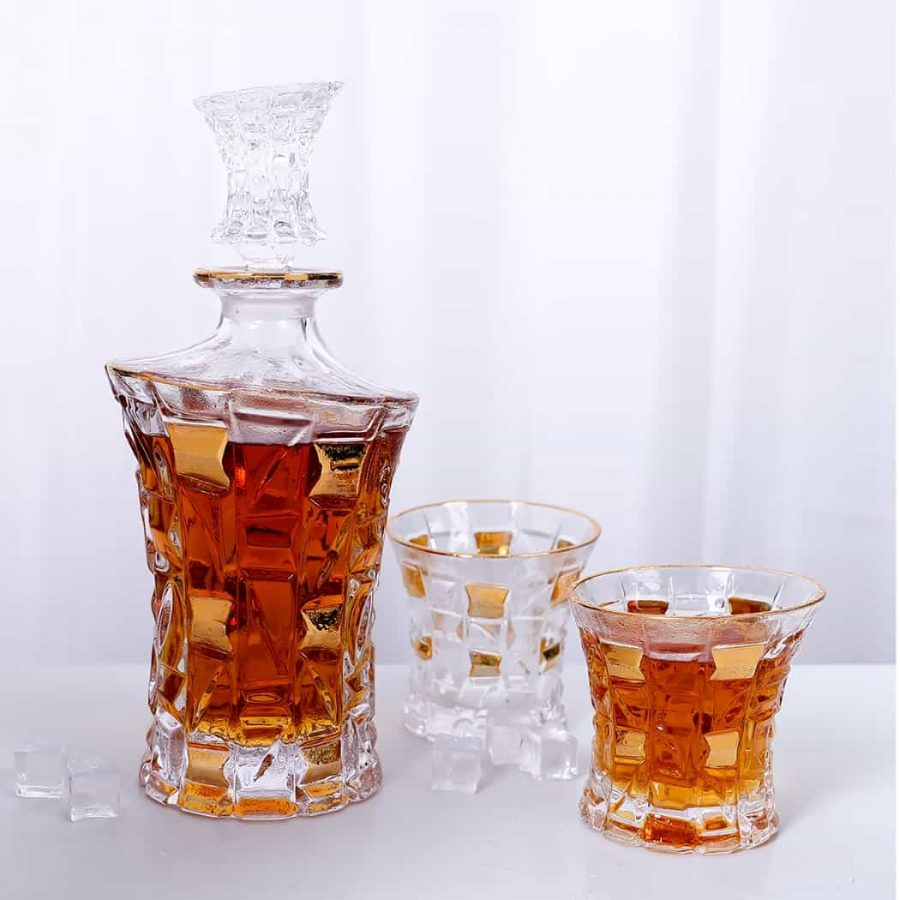 Decanter & Tumbler Set - Fansee Australia