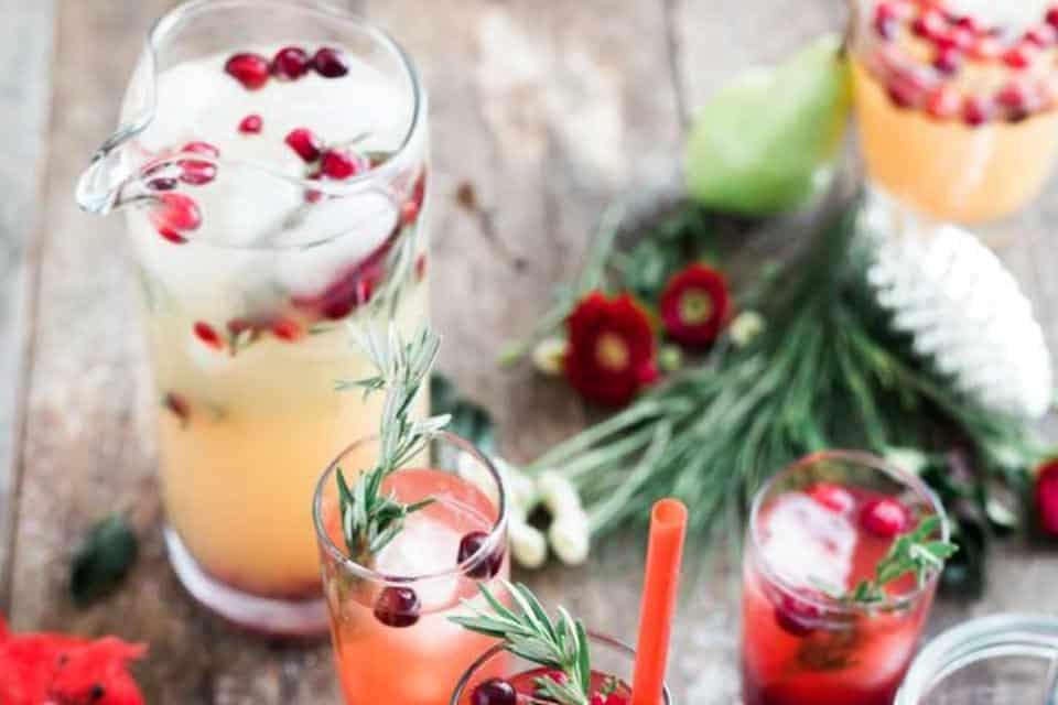 Easter brunch cocktails